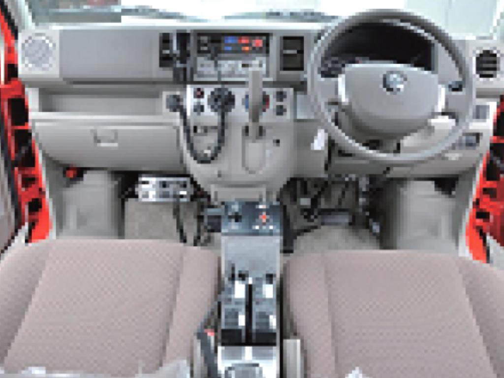 ドクターカー・緊急車両の製造例4